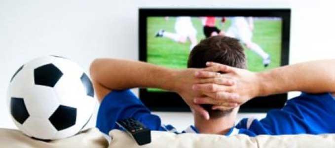 fotbal tv slide